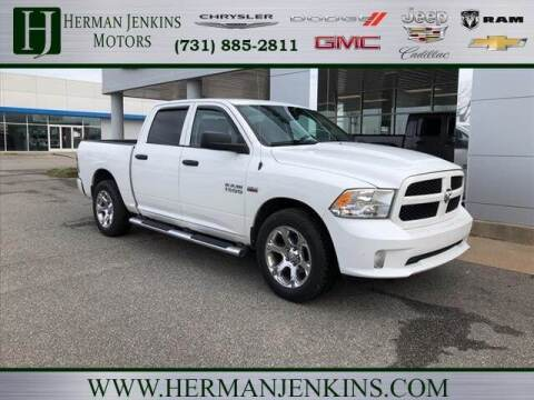 2015 RAM Ram Pickup 1500 for sale at Herman Jenkins Used Cars in Union City TN