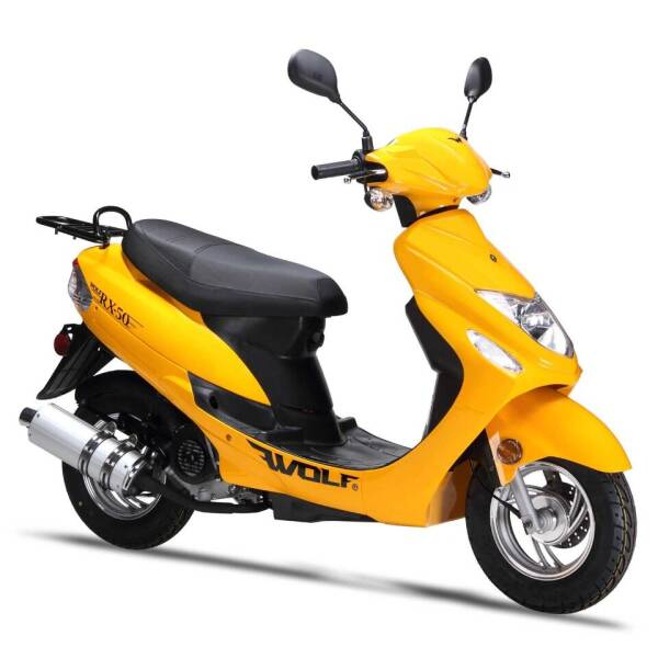 2021 Wolf Brand Scooter RX-50 for sale at Bollman Auto Center in Rock Falls IL