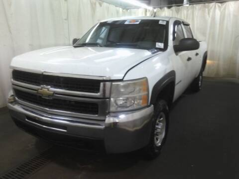 2008 Chevrolet Silverado 2500HD for sale at Government Fleet Sales in Kansas City MO