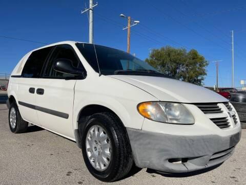 2006 Dodge Caravan for sale at Eastside Auto Sales in El Paso TX