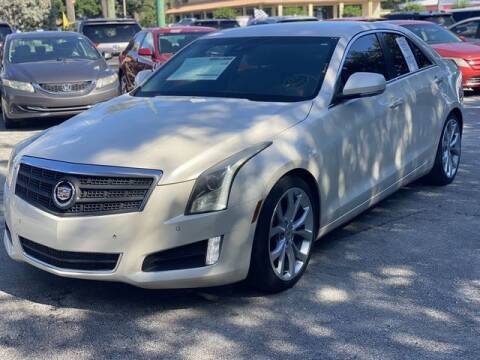 2014 Cadillac ATS for sale at BC Motors in West Palm Beach FL