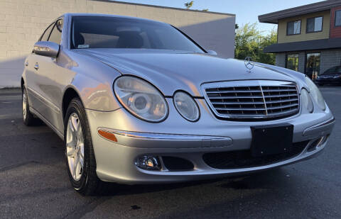 2005 Mercedes-Benz E-Class for sale at CPR AUTO SALES AND FINANCE in Bellevue WA