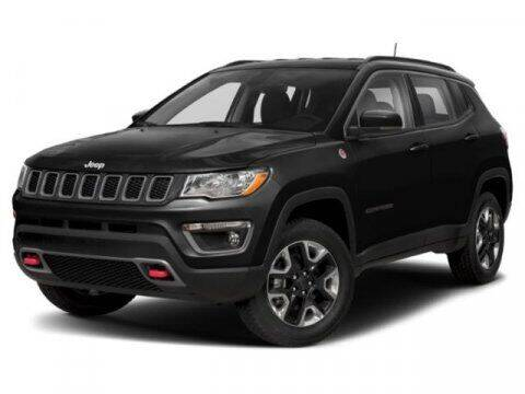 2021 Jeep Compass for sale at NICKS AUTO SALES --- POWERED BY GENE'S CHRYSLER in Fairbanks AK