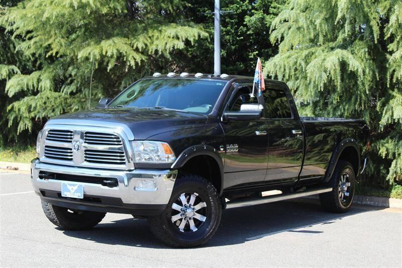2014 RAM Ram Pickup 3500 for sale at Quality Auto in Manassas VA