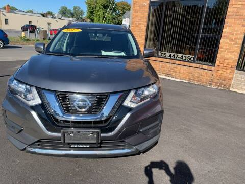2017 Nissan Rogue for sale at Dominic Sales LTD in Syracuse NY