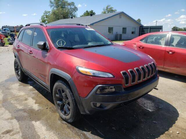 2014 Jeep Cherokee for sale at Varco Motors LLC - Builders in Denison KS