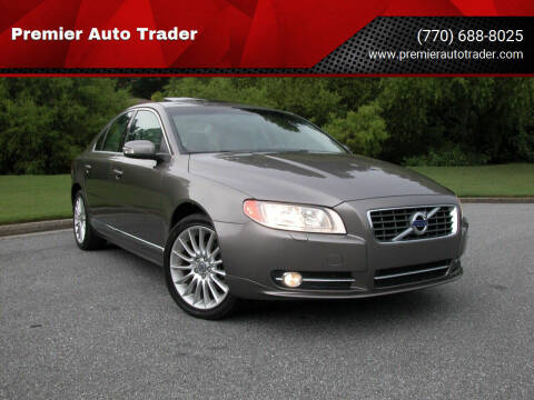 2011 Volvo S80 for sale at Premier Auto Trader in Alpharetta GA
