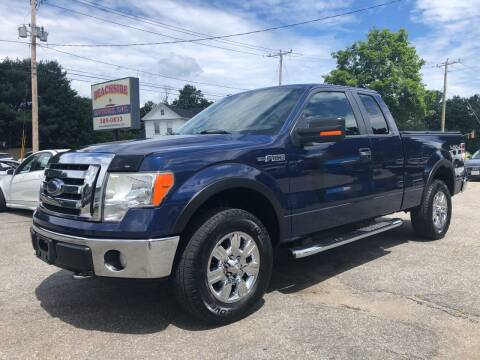 2009 Ford F-150 for sale at Beachside Motors, Inc. in Ludlow MA