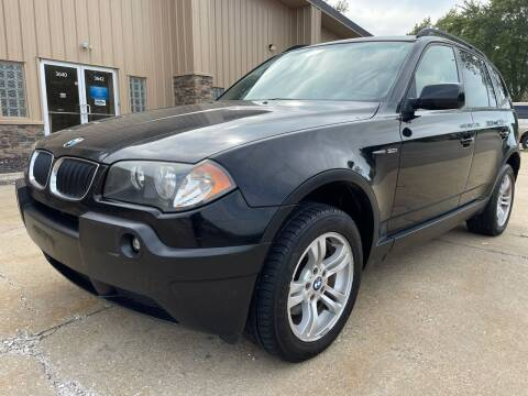 2005 BMW X3 for sale at Prime Auto Sales in Uniontown OH