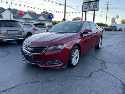 2014 Chevrolet Impala for sale at Autohub of Virginia in Richmond VA