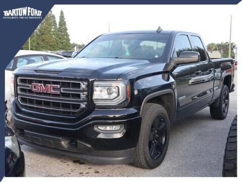2018 GMC Sierra 1500 for sale at BARTOW FORD CO. in Bartow FL