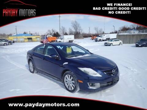 2011 Mazda MAZDA6 for sale at Payday Motors in Wichita And Topeka KS