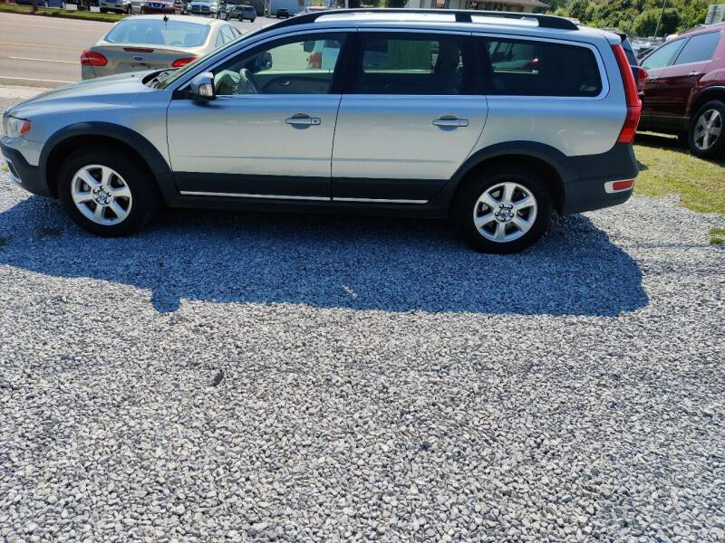 2010 Volvo XC70 for sale at Magic Ride Auto Sales in Elizabethton TN