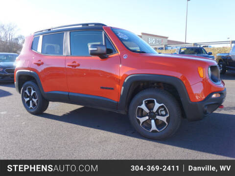 2020 Jeep Renegade for sale at Stephens Auto Center of Beckley in Beckley WV