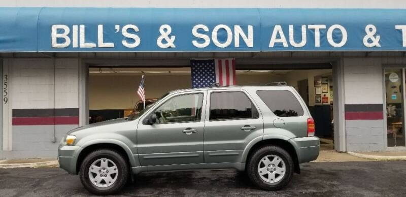 2006 Ford Escape for sale at Bill's & Son Auto/Truck Inc in Ravenna OH