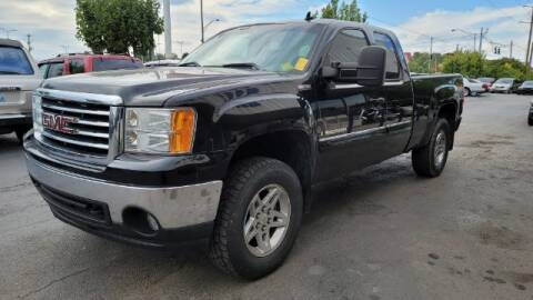 2008 GMC Sierra 1500 for sale at Tri City Auto Mart in Lexington KY