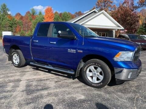 2016 RAM Ram Pickup 1500 for sale at Drivers Choice Auto & Truck in Fife Lake MI