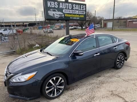 2018 Nissan Altima for sale at KBS Auto Sales in Cincinnati OH