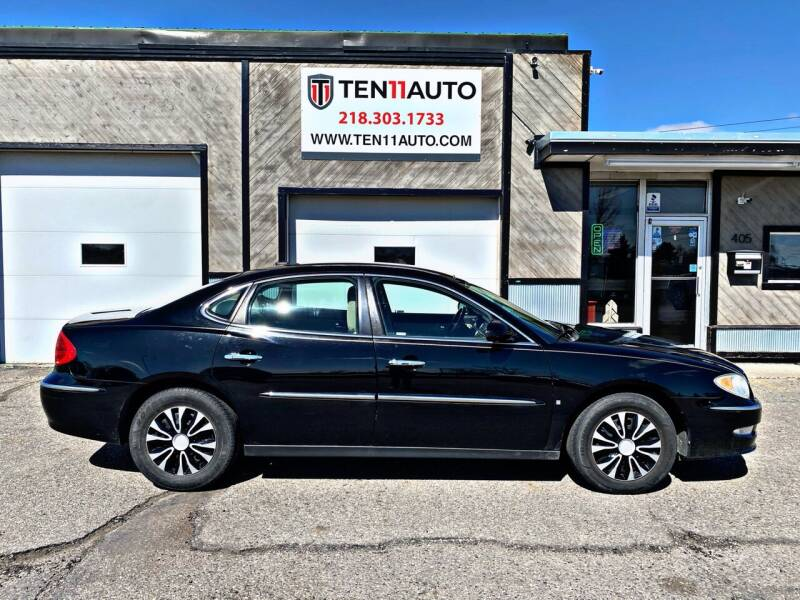 2008 Buick LaCrosse for sale at Ten 11 Auto LLC in Dilworth MN