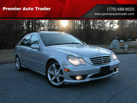 2007 Mercedes-Benz C-Class for sale at Premier Auto Trader in Alpharetta GA