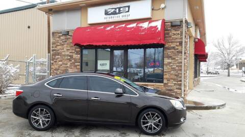 2014 Buick Verano for sale at 719 Automotive Group in Colorado Springs CO