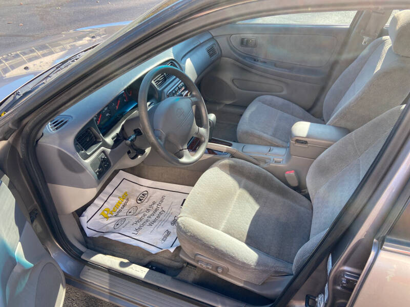2001 Nissan Altima GXE 4dr Sedan - Coventry CT