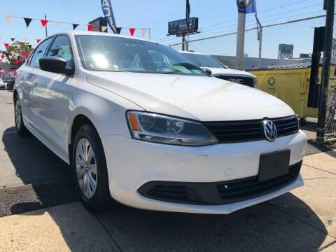 2014 Volkswagen Jetta for sale at GW MOTORS in Newark NJ