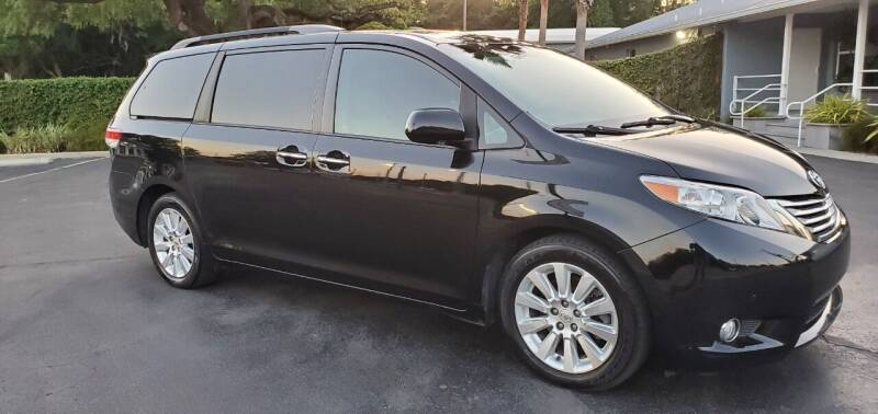 2011 Toyota Sienna for sale at Royal Auto Mart in Tampa FL
