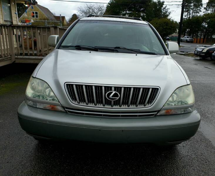 2001 Lexus RX 300 for sale at Life Auto Sales in Tacoma WA