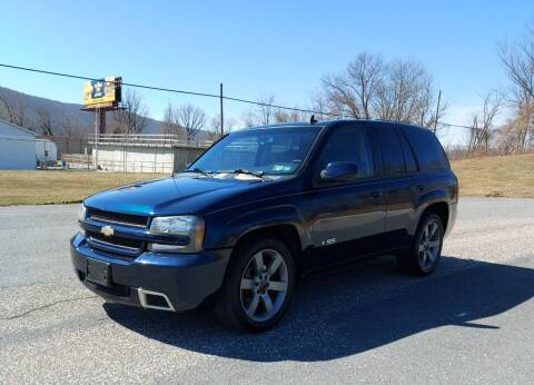2008 Chevrolet TrailBlazer for sale at PMC GARAGE in Dauphin PA