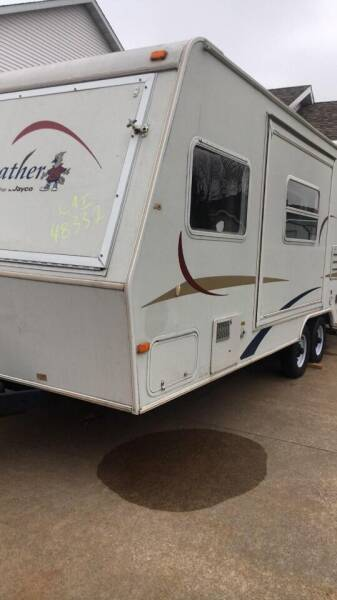 2005 Jayco Jay Feather for sale at CousineauCrashed.com in Weston WI