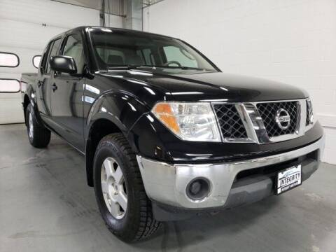 2006 Nissan Frontier for sale at Integrity Motors, Inc. in Fond Du Lac WI