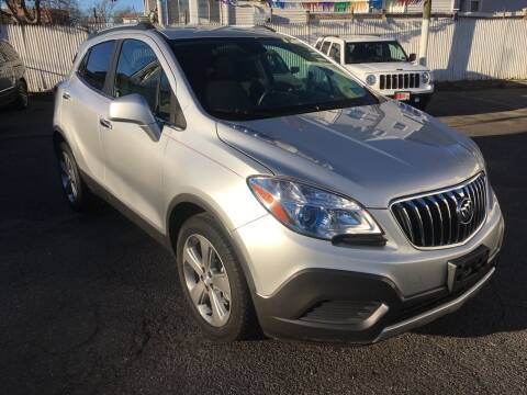 2013 Buick Encore for sale at B & M Auto Sales INC in Elizabeth NJ