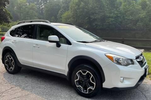 2013 Subaru XV Crosstrek for sale at Matrix Autoworks in Nashua NH