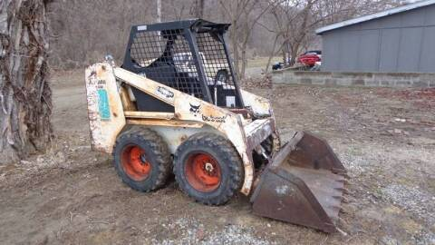 1986 Bobcat Clark 632 for sale at Korz Auto Farm in Kansas City KS