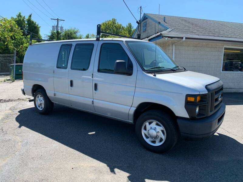 2012 Ford E-Series Cargo for sale at MONTAGANO BROTHERS INC in Burlington NJ