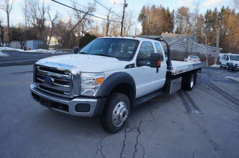 2016 Ford F-550 Super Duty for sale at Autos By Joseph Inc in Highland NY