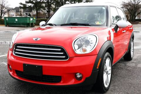 2011 MINI Cooper Countryman for sale at Prime Auto Sales LLC in Virginia Beach VA