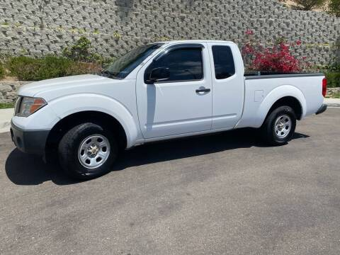 2007 Nissan Frontier for sale at CALIFORNIA AUTO GROUP in San Diego CA