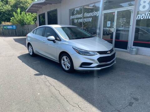 2016 Chevrolet Cruze for sale at NO LIMIT MOTORSPORTS in Belmont NC