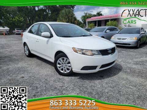 2010 Kia Forte for sale at Exxact Cars in Lakeland FL