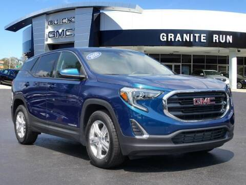 2020 GMC Terrain for sale at GRANITE RUN PRE OWNED CAR AND TRUCK OUTLET in Media PA