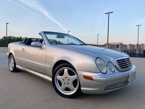 2000 Mercedes-Benz CLK for sale at Car Match in Temple Hills MD