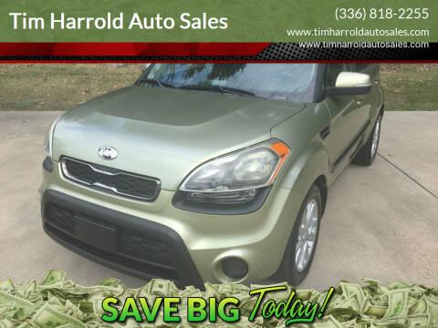 2013 Kia Soul for sale at Tim Harrold Auto Sales in Wilkesboro NC