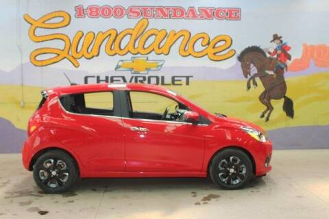 2017 Chevrolet Spark for sale at Sundance Chevrolet in Grand Ledge MI