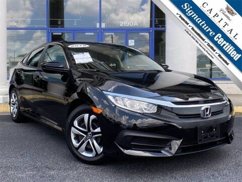 2018 Honda Civic for sale at Southern Auto Solutions - Capital Cadillac in Marietta GA