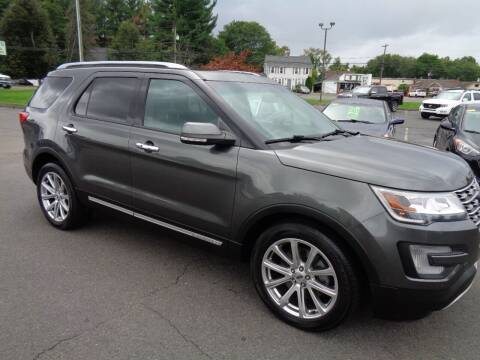 2016 Ford Explorer for sale at BETTER BUYS AUTO INC in East Windsor CT