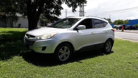 2011 Hyundai Tucson for sale at Progressive Auto Plex in San Antonio TX