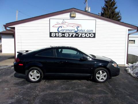 2007 Pontiac G5 for sale at CARSMART SALES INC in Loves Park IL