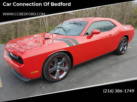 2013 Dodge Challenger for sale at Car Connection of Bedford in Bedford OH